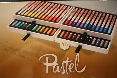 Bruynzeel Design Pastel Pencils Box 48: Barely Touched $120.00 Retail