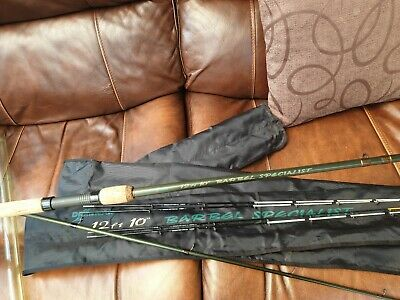 Cordura Tube John Wilson Rovex 11/' Barbel Quiver 5pc Travel fishing rod
