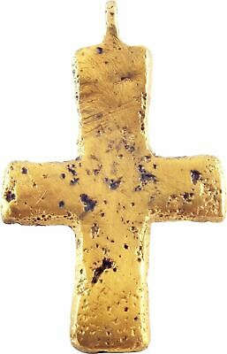 PILGRIM'S RELIQUARY CROSS 7th-9th CENTURY