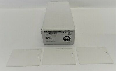 100 Pack HID ProxCard II Clamshell Card 1326LMSMV New in Box GENUINE HID x100