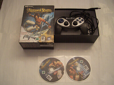 Prince Of Persia The Sands Of Time Exclusive Edition With