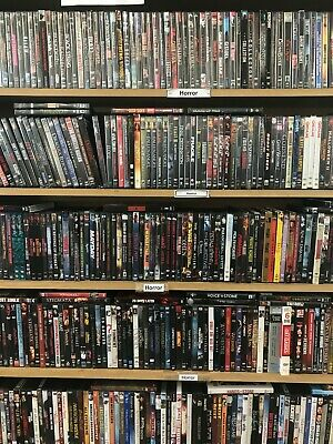 Horror Movies Dvd Lot -- You Pick & Choose -- Combine Shipping