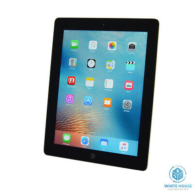 "Apple iPad 3 Gen 9.7"" WiFi + Cellullar 16GB 32GB 64GB (Black or White)"
