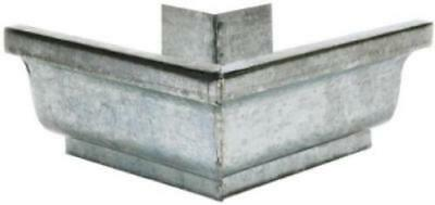 "4"" Mill Finish Galvanized Steel Outside Mitre Only One"