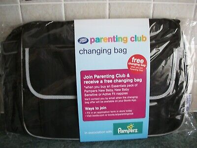 Boots Parenting Club Baby Changing Bag