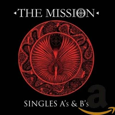 Mission - Singles - Double CD - New