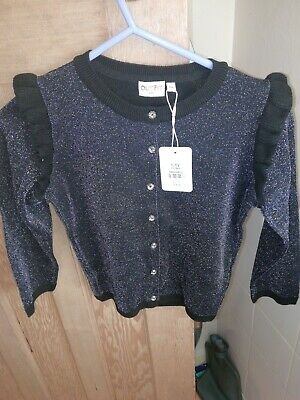 Brand New Outfit Kids Cardigan 5-6 Years