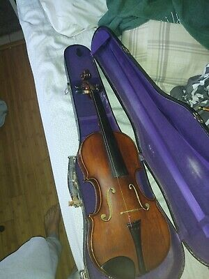 Dulcis Et Fortis Violin Early 1900s