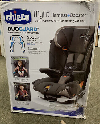 Chicco MyFit Harness Booster Car Seat - Canyon - Brand New!