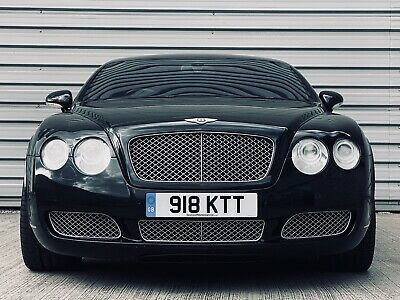 Bentley Continental GT Coupe 6.0 W12 Mulliner Part Exchange Part Ex PX Swap