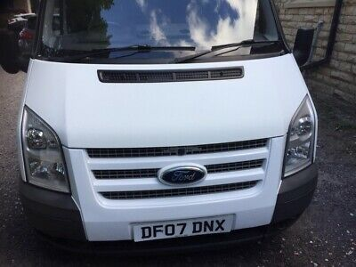 ford transit swb low roof No reserve