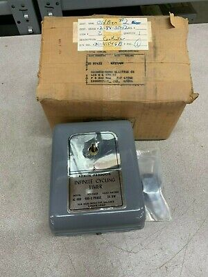 New In Box Aitken Infinite Cycling Timer Ic 480