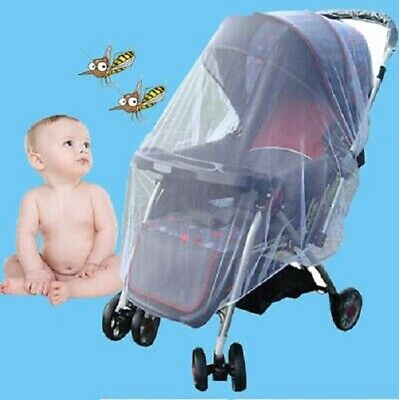Baby Mosquito Net for BRITAX stroller infant Bug Protection Insect Cover New