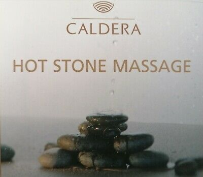 Caldera hot stone massage