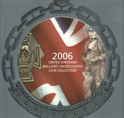United Kingdom Brilliant Uncirculated Coin Collection 2006