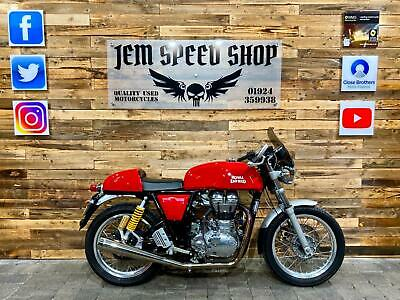 Royal Enfield Continental GT 535 2014