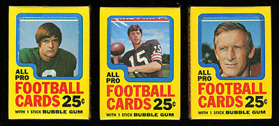 you pick--$18.99 per 12 card lot -MANY STARS!--1970 1971 1972 Topps Football set