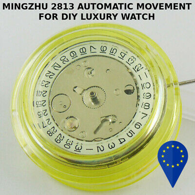 Mingzhu Dg2813 Automatic Movement Mechanical Self Wind Hack System Fit 8215 8205