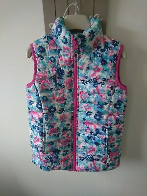 Joules girl gilet body warmer 6 years excellent condition beautiful