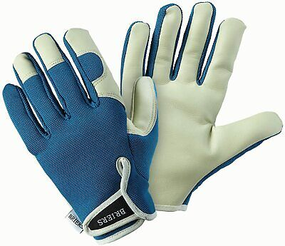 Briers Lady Gardener Gloves, Petrol Blue, Small