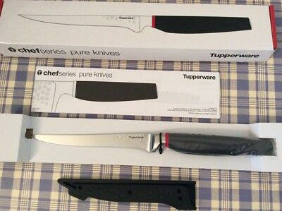 Tupperware Couteau A Fileter Séries Pure Knives Neuf