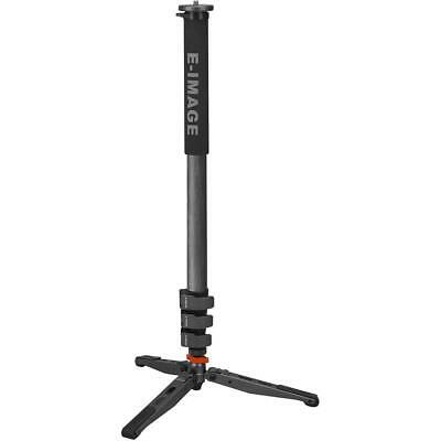 E-Image MC800 4 Stage Carbon Fiber Video Monopod