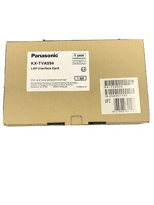 Panasonic KX-TVA594 Network  Card