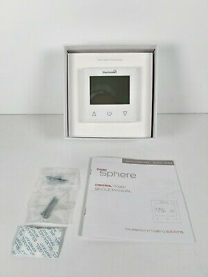 Thermonet Thermotouch Underfloor Heating Thermostat **SEE DESCRIPTION**
