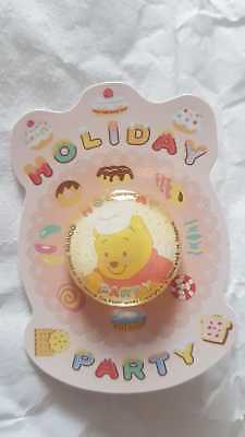 Disney Winnie The Pooh Party Celebration Pin Birthday Holiday