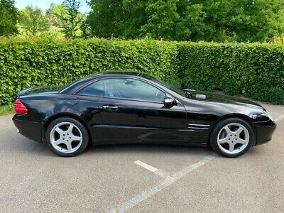 Sorry Sold 2004 Mercedes Sl500 5.0 V8 With Panoramic Power Roof,