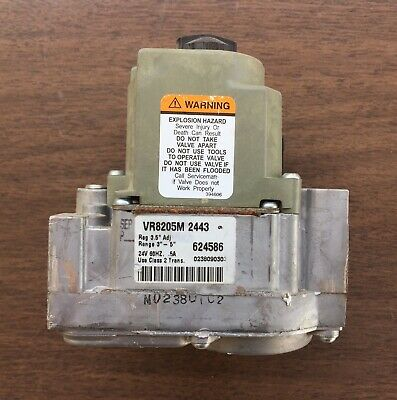 VR8205S2296 Upgraded Replacement for Corsaire Furnace Control Gas Valve