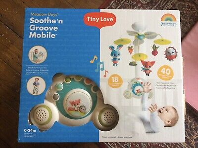 Tiny Love Soothe and Groove Meadow Days Mobile