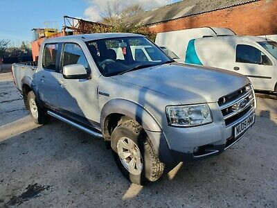 2009 Ford Ranger 2.5 Xlt Double Cab 4X4 Pickup Wants A Bit Of Love Ideal Export