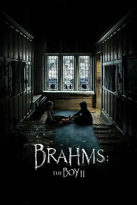 Brahms: The Boy II (2020)HDX NO Disc. Vudu Instawatch Digital Copy