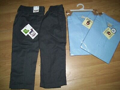 Bundle of boys brand new school clothing. Age 3-4years. Free Postage!