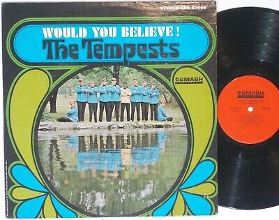 The Tempests - Would You Believe LP Smash Funk Northern Soul R&B