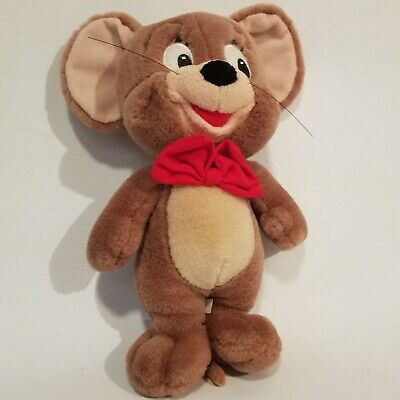 "Jerry 11"" Plush Stuffed Toy Doll (From Tom & Jerry Cartoon Fame)"