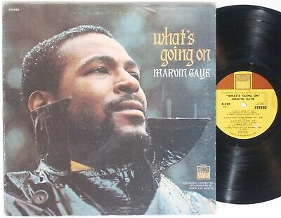 Marvin Gaye - What's Going On LP Tamla Funk Soul R&B