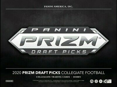 2020 Panini Prizm Draft Picks BASE SET Singles Complete Choose Your Cards Set