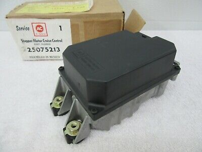 NOS 1991-1993 Buick Olds Chevy Cadillac Cruise Control Module Assembly  dp