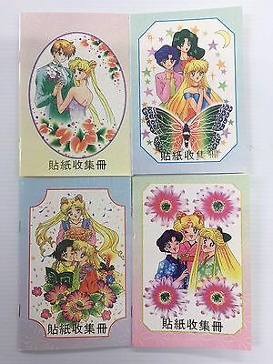 Sailor Moon Sticker Book Set