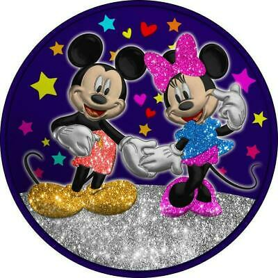 Niue 2020 $2 Mickey&Minnie Valentine's Day - Stars of Love 1 Oz Silver Coin