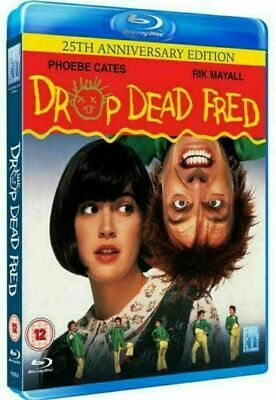 Drop Dead Fred 25th Anniversary Edition [Blu-ray] New & Sealed!!
