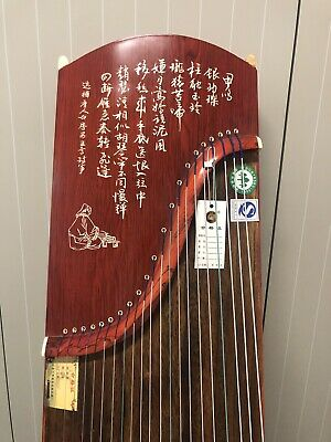 Used Full size guzheng for sale