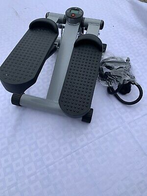 Mini Stepper Exercise Machine Fitness Home Gym Resistance Band Cardio FIT