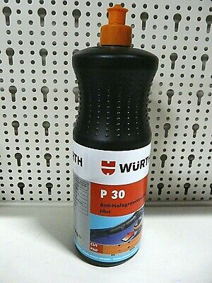 Würth Antihologramm-Politur P30 Plus,  1 kg (  0893150030.16)