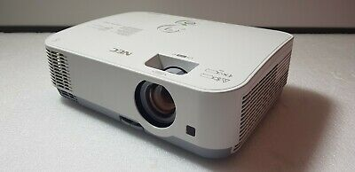 NEC NP-ME301X Projector - 40% Lamp Remaining