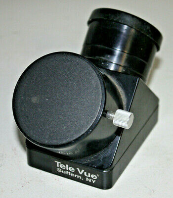 """TeleVue - 2"""" 90 degree Diagonal with 2"""" to 1 1/4"""" Reducer"""