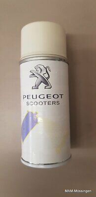 Lackspray Peugeot Roller / Scooter Milchweiss 068900P7