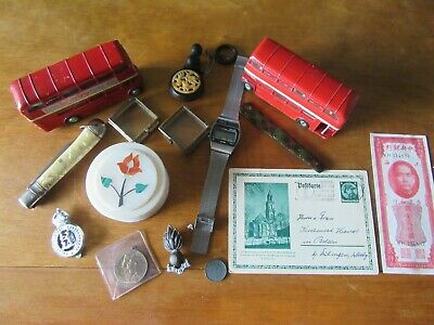 Mixed Joblots Militaria And Collectables